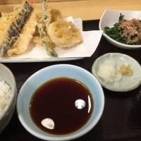 たまには天ぷら定食@Tんや