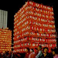 関東一の提灯祭り