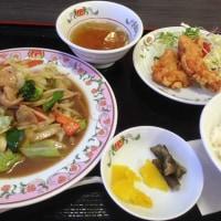 庶民の中華料理