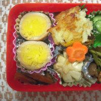 卵の甘酢煮弁当