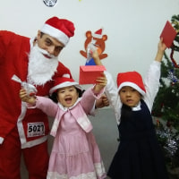 Merry Christmas with Sina in 本校
