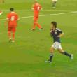クウェート戦1stゴール サッカー男子 日本代表 ロンドン五輪