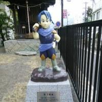 朝の散歩:上田駅界隈