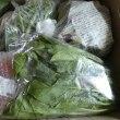 気仙沼の親戚から沢山の野菜が届きました。