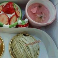 ティンカーベルのケーキ