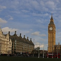 ロンドン ビッグベン 2
