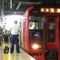 九州最大の駅、JR博多駅に集う車両たち