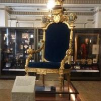 ロンドン旅行11「フリーメイソン博物館」