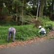 上野の森の会 公園整備