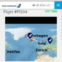 アイスランドの旅