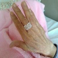 98歳の手はきれい~。& 義弟はこんな人