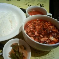 陳健一の麻婆豆腐