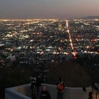 ハリウッド グリフィス天文台