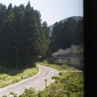 新緑の信越本線・磐越西線「SLばんえつ物語」で新潟~会津若松へ