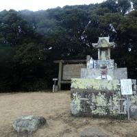 今年の登り初めは岩屋山