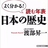 『読む年表 日本の歴史』渡部昇一