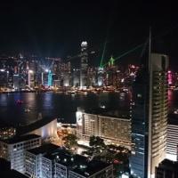 弾丸!香港滞在