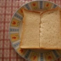 食パン食べ比べ会、2人でだけど…