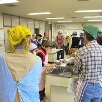 高丘コミセン 高年男性初級料理教室(和食の基本)