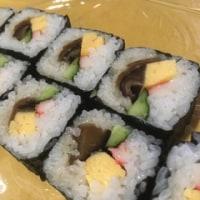 太巻き寿司 作りました~!