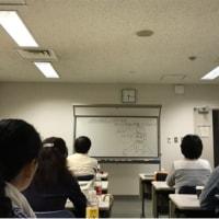 今日は東京にて
