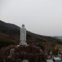 岡山市中区の遺跡・安養寺 2017.03.06 「297」