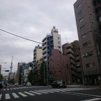 変貌していたふるさと東京