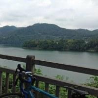 10月の相模湖サイクリング