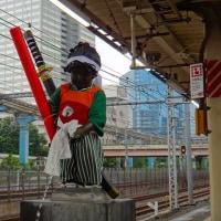 2017年5月_浜松町駅_小便小僧撮ってきた。