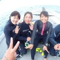 竹富島の南でのんびりダイビング~♪