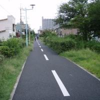 萩山一丁目 多摩湖自転車道