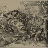 ブリューゲル「バベルの塔」展を観る(その4)