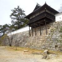 福山城公園・樹木の剪定伐採