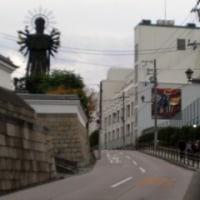 大坂・真田丸跡を歩く