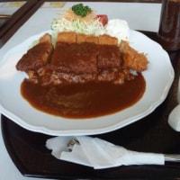 長岡風カツ丼