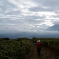 竜ヶ岳をちょっと。