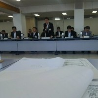 長野地域振興局内の現地機関と管内県議との行政懇談会