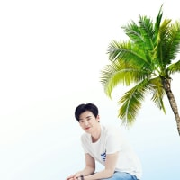 Gong Cha ~ 7月 イジョンソクカレンダー&待ち受け