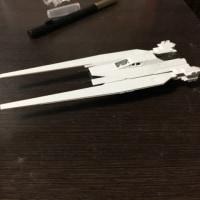 第36回 プラモ製作記 ~Uウイングファイター その2~