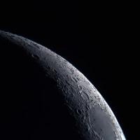 月面北東部拡大