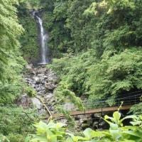 今日は、3時間かけてゆっくりと須津川渓谷を散歩しました。