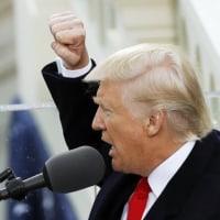 【WSJ社説】トランプ大統領の「大衆迎合」宣言 政府の改革を訴えたが、政府を制限することには言及せず