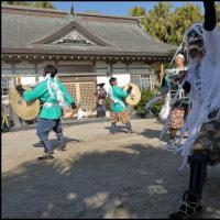 青島臼太鼓踊り