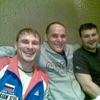 ロシアのコーチたちと