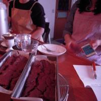 バンドカフェ ケーキ教室