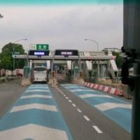 韮崎ICから高速を降りました!