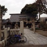 「犀川神社まで」