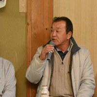 若林蓮台行政区で行政懇談会を開催