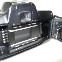 Nikon F50 フィルム一眼レフカメラのご案内です