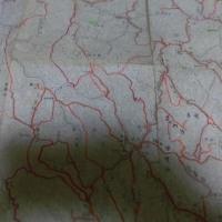 地図があれば・・地形図をみながら想像する楽しみ
